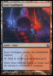 Izzet Guildgate (Return to Ravnica)