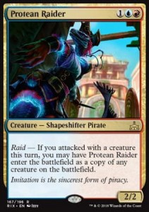 Protean Raider (Rivals of Ixalan)