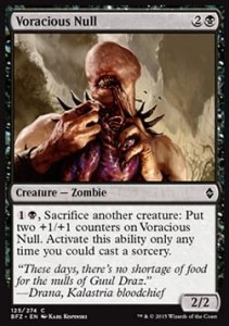 Voracious Null (Battle for Zendikar)