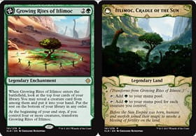 Growing Rites of Itlimoc / Itlimoc, Cradle of the Sun (Ixalan)