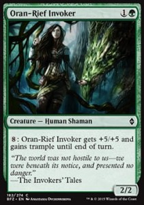 Oran-Rief Invoker (Battle for Zendikar)