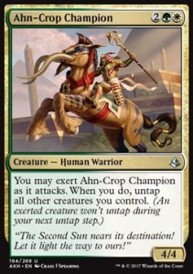 Ahn-Crop Champion (Amonkhet)