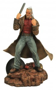 Marvel Gallery PVC Statue Old Man Logan