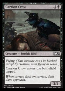 Carrion Crow (M15)