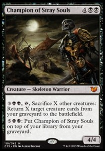 Champion of Stray Souls (Commander 2015)