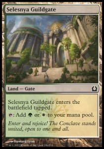 Selesnya Guildgate (Return to Ravnica)