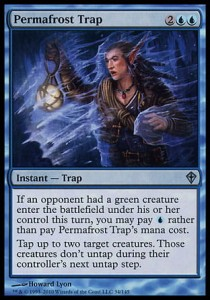 Permafrost Trap (Worldwake)
