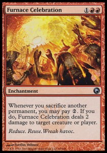 Furnace Celebration (Scars of Mirrodin)