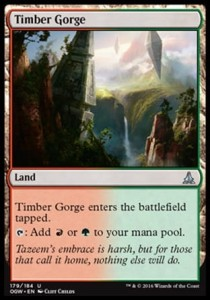 Timber Gorge (Oath of the Gatewatch)