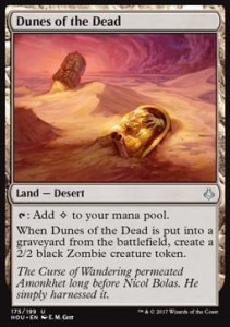 Dunes of the Dead (Hour of Devastation)