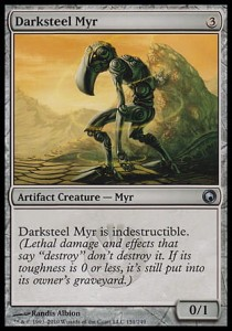Darksteel Myr (Scars of Mirrodin)