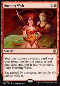 Burning Wish (Conspiracy II)