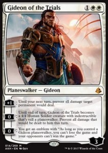 Gideon of the Trials (Amonkhet)