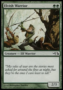 Elvish Warrior (DD: Elves vs Goblins)