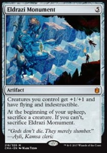 Eldrazi Monument (Commander Anthology 2017)