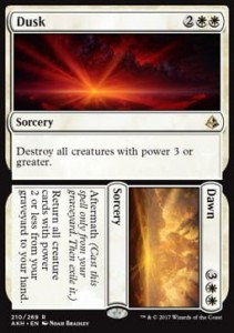 Dusk / Dawn (Amonkhet)