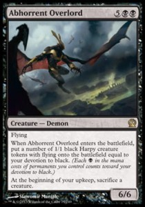 Abhorrent Overlord (Theros)
