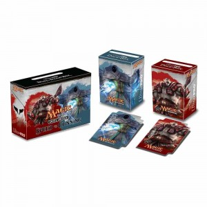 Pudełka na talię Speed vs Cunning - Duel Deck Box