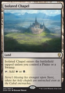 Isolated Chapel (Dominaria)