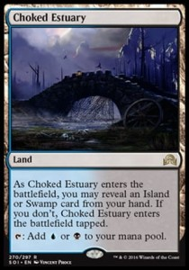 Choked Estuary (Shadows over Innistrad)