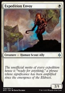 Expedition Envoy (Battle for Zendikar)