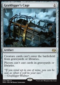 Grafdigger's Cage (Modern Masters 2017)
