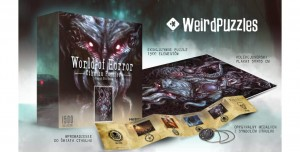 World of Horror - Cthulhu Puzzles - Great Old Ones - Puzzle