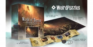 World of Horror - Cthulhu Puzzles - Coming of Azathoth - Puzzle