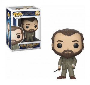 Funko POP Fantastic Beasts - Albus Dumbledore # 15
