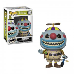 Funko POP Disney - Nightmare Before Christmas - Clown # 452