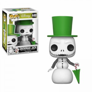 Funko POP Disney - Nightmare Before Christmas - Snowman Jack # 448