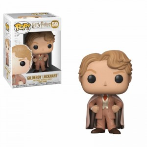 Funko POP - Harry Potter - Gilderoy Lockhart # 59