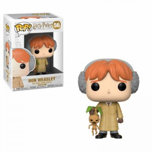 Funko POP - Harry Potter - Ron Weasley (Herbology) # 56