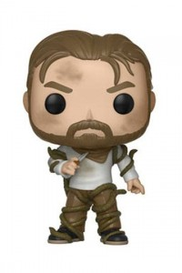 Funko POP Stranger Things - Hopper (With Vines) # 641