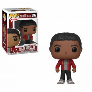 Funko POP Marvel - Spider-Man - Miles Morales # 397