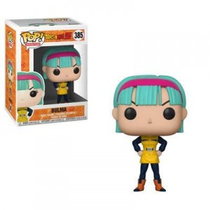 Funko POP Dragon Ball Z - Bulma # 385