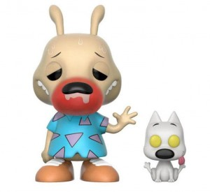 Funko POP Rocko's Modern Life - Rocko with Spunky # 320 - LIMITED