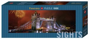 Sights - Tower Bridge - Puzzle 1000