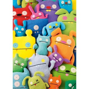 Ugly Doll - Group Photo - Puzzle 1000