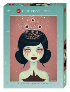The Art of Tara McPherson - Supernova II - Puzzle 1000