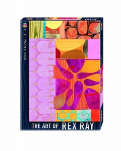The Art of Rex Ray - Freyburg - Puzzle 1000