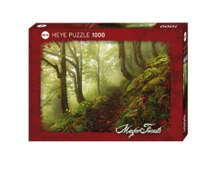Magic Forests - Path Washington - Puzzle 1000