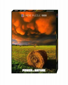 Power of Nature - Rising Storm - Puzzle 1000