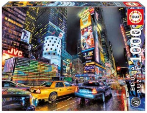 Times Square, New York - Puzzle 1000