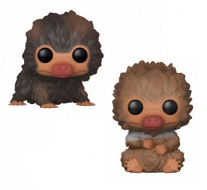 Funko POP Fantastic Beasts - Baby Nifflers - 2 Pack