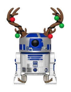 Funko POP Star Wars - Holiday R2-D2 # 275