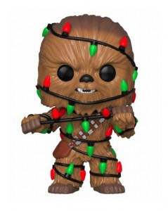 Funko POP Star Wars - Holiday Chewbacca with Lights # 278