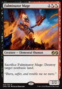 Fulminator Mage (Ultimate Masters)