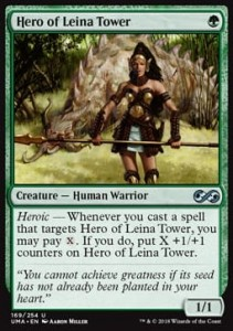 Hero of Leina Tower (Ultimate Masters)