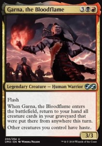 Garna, the Bloodflame (Ultimate Masters)